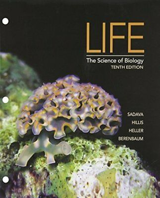 Life: The Science of Biology, 10th Edition