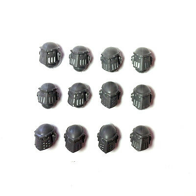 Space Marine Legion MKIII Tactical Squad HEADS x 12 Horus Heresy 30K