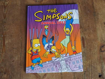 The Simpsons Annual, 2011.