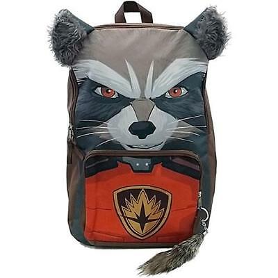 Guardians Of The Galaxy - Rocket Backpack / Rucksack - New & Official Marvel