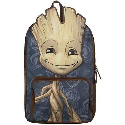 Guardians Of The Galaxy - Groot Backpack / Rucksack - New & Official Marvel