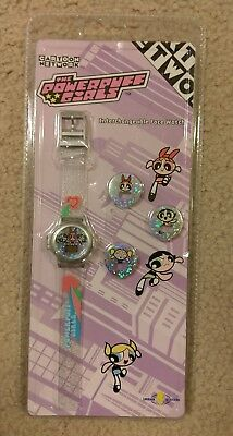 The Powerpuff Girls Watch Urban Station Vintage