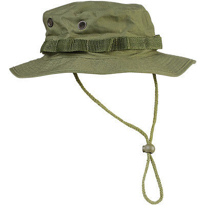 Helikon Army GI Boonie Jungle Bush Sun Hat Travel Fishing Hunting Olive OD S-XL