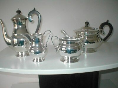 antique mappin webb tea and coffee set