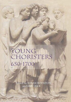 Young Choristers, 650-1700 (7)