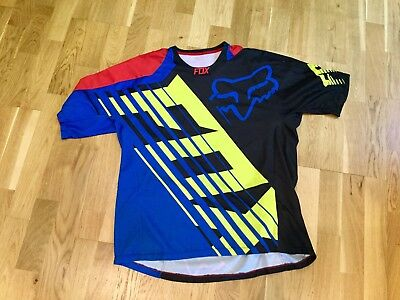 Fox Attack Short Sleeve MTB jersey Size XL