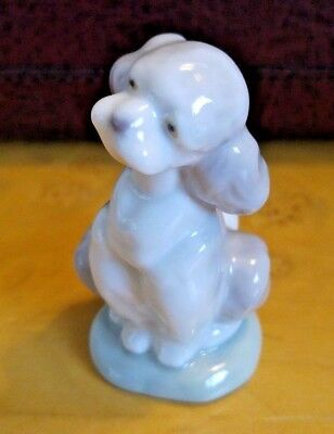 Lladro Collectors Society  - A Friend For Life / Dog Figurine - 07685