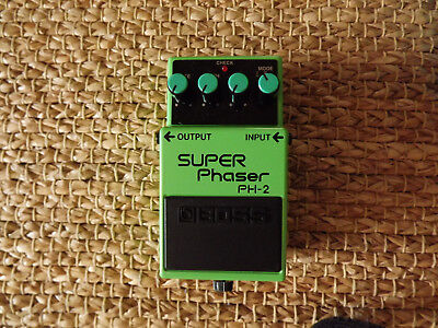 Boss PH 2 Super Phaser