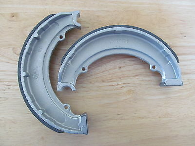 "65-5901 Bsa A7 A10 A50 A65 B44 Front Rear 7"" Qd Brake Shoes (37-2327 65-5940/1)"