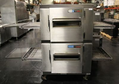 Lincoln Impinger Double Stack Conveyor Ovens, #1450, Excellent Condition