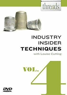 Threads Industry Insider Techniques, Vol. 4 DVD-ROM
