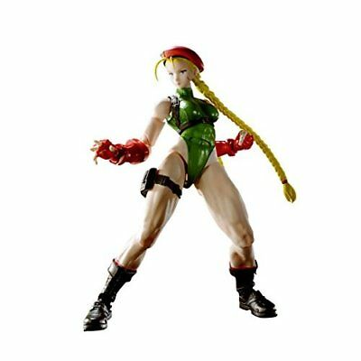 S.H.Figuarts Street Fighter Cammy Action Figure Bandai