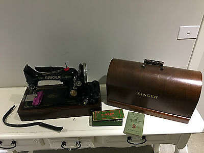 Vintage Singer Sewing Maching