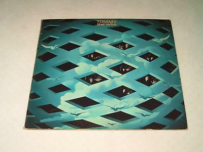 The Who - Tommy - 2Lp Uk 1969 Track Record + Booklet