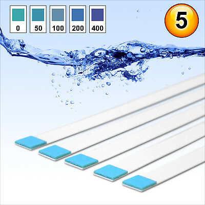 Water Hardness Test Strips Kit Testing Tester Softener - Fast, Easy Accurate Kit