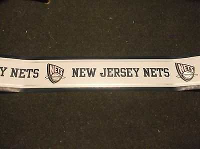 New Jersey Nets Official NBA  Wall Border