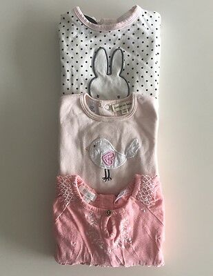 Purebaby, Miffy & Cotton On - Girl Size 00