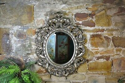 Baroque Florentine/French Louis Style Mirror~Stunning and Impressive