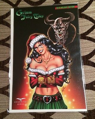Grimm Fairy Tales Holiday Edition #2 (December 2010, Zenescope Entertainment)