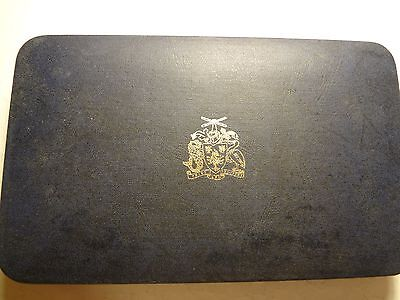 1976 Coinage Of Barbados With 8 Coins
