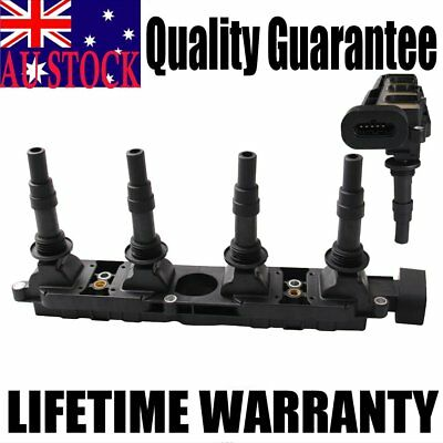 Brand New Ignition Coil Pack Holden Astra AH Astra TS Z18XE X18XE Barina XC 1.8L