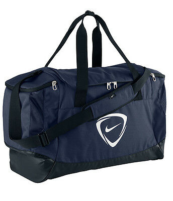 SPORTS BAG NIKE CLUB TEAM DUFFEL NAVY BLUE 58cm L x 29cm H CAPACITY 60L