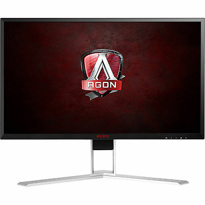 "AOC AGON AG271QG 4MS QHD 27"" LED Gaming Monitor HDMI DP G-Sync 165Hz Speaker IPS"