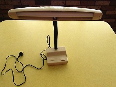 Retro Vintage Hanimex desk lamp