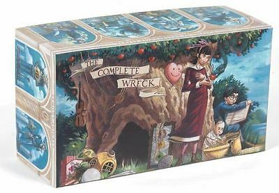 A Series of Unfortunate Events Box: The Complete Wreck (Books 1-13) - Hardcover