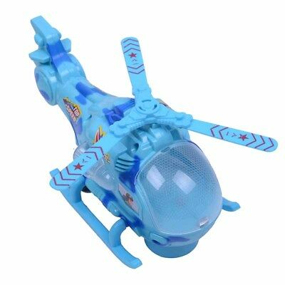 Light Toy Music Aircraft Electric 1 Pcs  Helicopter Aircraft Flash