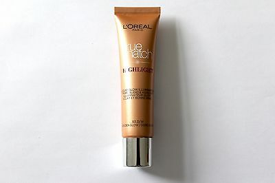 L'Oreal True Match Highlight Liquid Glow Illuminator 30ml - 101.D/W Golden Glow
