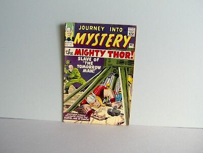 Journey into Mystery #102 1964 THOR - Slave of Tomorrow Man