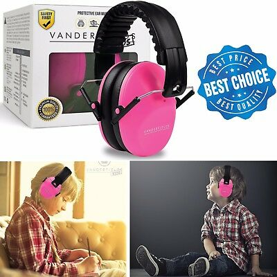 Ear Defenders for Kids Toddlers Hearing Protection Women Autism Noise Reduction