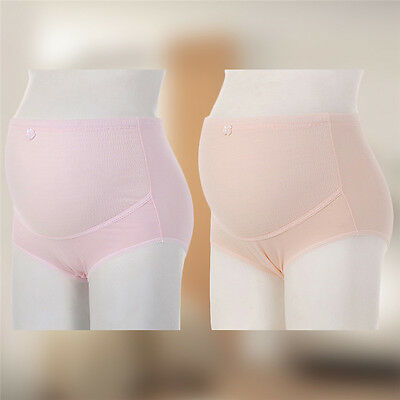 Pretty Cotton maternity Knickers fit pregnant High Waist Maternity underwear