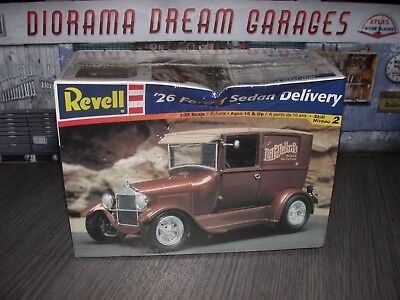 Revell 26 Ford T Sedan Delivery