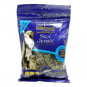 Snacks para perros Fish4Dogs Tiddlers: 100 g