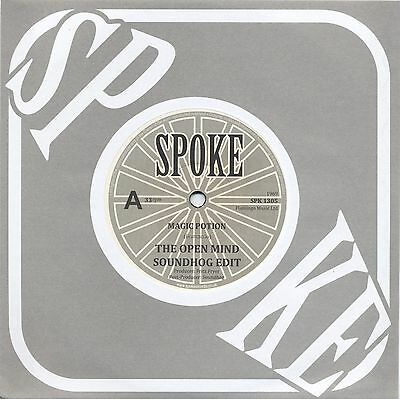 "OPEN MIND / DAKOTAS Magic Potion / Spider vinyl 7"" NEW psych Soundhog freakbeat"