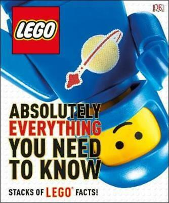 LEGO: Absolutely Everything You Ever Need to Know