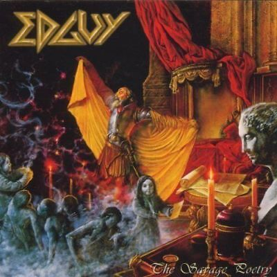 Edguy The Savage Poetry Brand New Sealed Cd