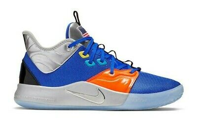 NIKE PAUL GEORGE PG 2.5 PlayStation Blue Multicolour
