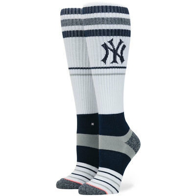 Stance Womens Mlb Yankees Tall Boot Socks