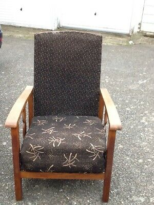 Edwardian Recliner Chair