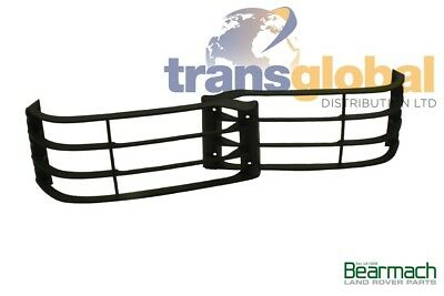 Land Rover Discovery 2 98-02 TD5 / V8 Pre-Facelift Front Light Guards - STC50026