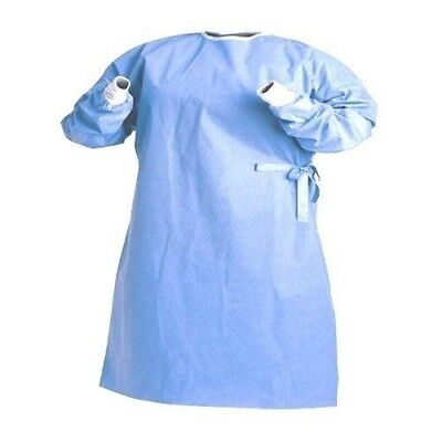 Cardinal Health Exam Gown Sterile Back without Towel, X-Large - Case of 20