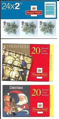 64 2nd Class Postage Stamps - New in Booklets