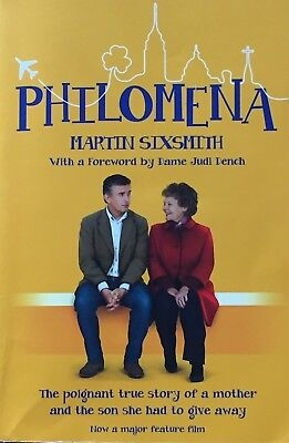 Philomena: (Film Tie-in Edition) by Martin Sixsmith (Paperback) Steve Coogan