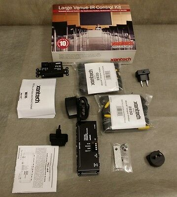 Xantech Commercial Large Venue Ir Control Kit W/ Extended Infra-red Control CIRV
