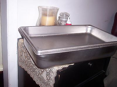 "NEW Vollrath SUPERPAN II (30022) 2-1/2"" Stainless 8.3 QT Steam Table"
