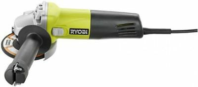 Ryobi 4 1/2 in Corded Angle Grinder Portable Power Tool 120 Volt 5.5 Amp New
