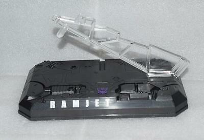 New Transformers Figure Base Stand Fit for Masterpiece MP11NR Ramjet In Stock